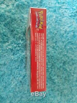 Scellé En Usine Pokemon Rouge Gameboy Vga Ready Nintendo 64 Snes Advanced Color