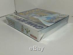 Scellé Near Mint Pokemon Version Argent (game Boy Color, 2000) Cib Complète