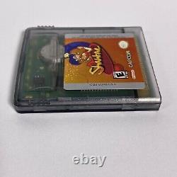 Shantae 2002 Gameboy Color Gbc Authentique Testée Bonne Batterie