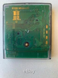 Shantae Pour Game Boy Color (gbc) Monnaie Collector Franchisé Authentique Travail / Saves