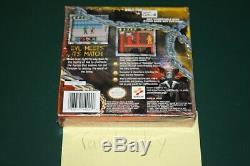 Spawn (nintendo Game Boy Color) Nouveau Etanche H-seam, La Première Impression Holofoil Nm Rare