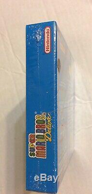 Super Mario Bros Deluxe Nintendo Game Boy Color Gameboy Gbc Brand New Etanche