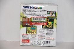Système De Poche Kiwi Nintendo Game Boy Color Edition