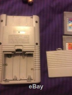 Système Nintendo Game Boy Color Pokemon Edition Jaune