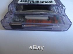 Système Portable Ags 101 Nintendo Game Boy Color Violet Pourpre