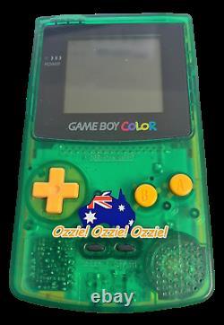 Véritable Nintendo Gameboy Color Gbc Ozzie Ozzie Ozzie