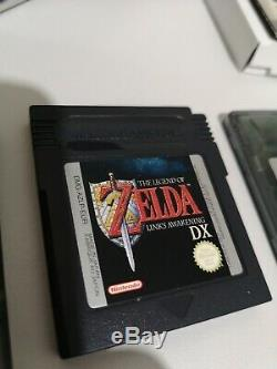 Véritable Zelda Gameboy Color Links Awakening Oracle Of Ages / Seasons 99p Démarrer