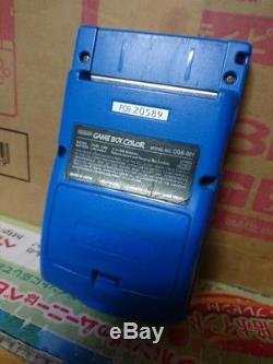 Version Nintendo Game Boy Color Pokemon Center Occasion Livraison Gratuite À Partir Du Japon