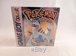 Version Pokémon Argent (nintendo Game Boy Color, 2000) Nouveau, Scellé! (# G026)