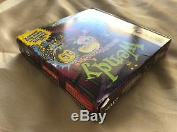 Wendy Every Witch Way Box Et Manuel Pour Nintendo Gameboy Color GB
