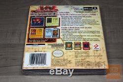 Yu-gi-oh! Histoires Sombres Duel (game Boy Color, Gbc 2002) H-seam Scellés! Rare
