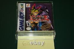 Yu-gi-oh! Histoires Sombres Duel (game Boy Color) Nouveau Etanche Excellent, Case Rare +