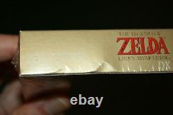 Zelda Link's Awakening DX (game Boy Color) New Sealed First Print Holofoil Nm